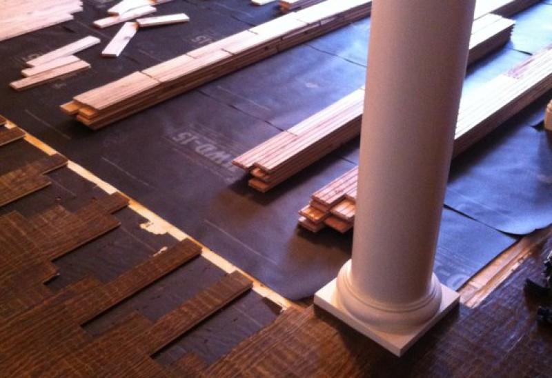 Installation Dallas Hardwood Flooring, Texas Hardwood Flooring